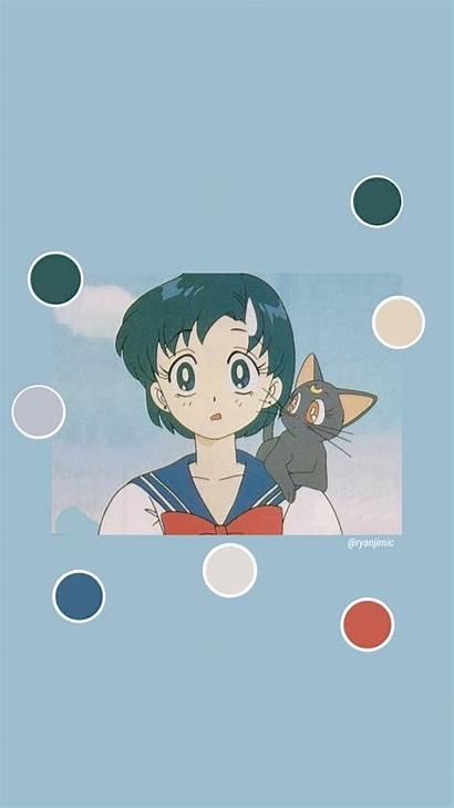 Sailor Aesthetic Moon Anime Iphone Pastel Ipad