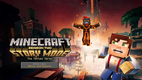 minecraft story mode season 2 above and beyond review capsule computers