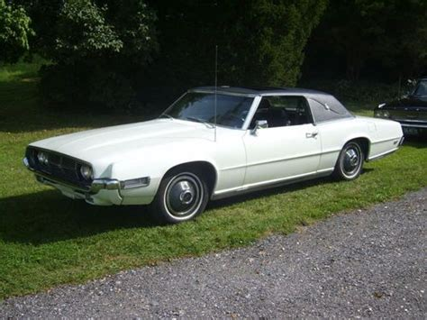 "Find Used 1969 Ford Thunderbird ""rare"" Sunroof Coupe In"