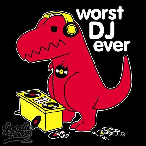 Funny T Rex Meme - worst dj ever sad t rex t rex s short arms know your meme