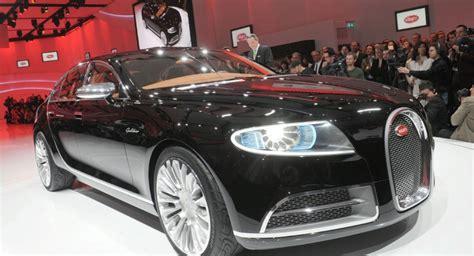 Bugatti Galibier Also Delayed By Volkswagen