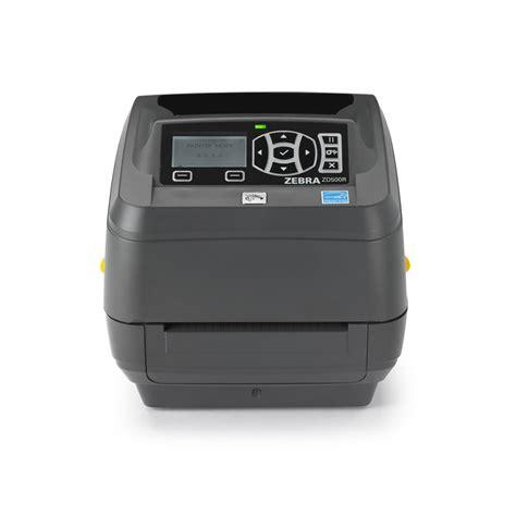 imprimante bureau zebra zd500 203 dpi imprimante bureau myzebra