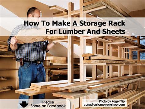 storage rack  lumber  sheets
