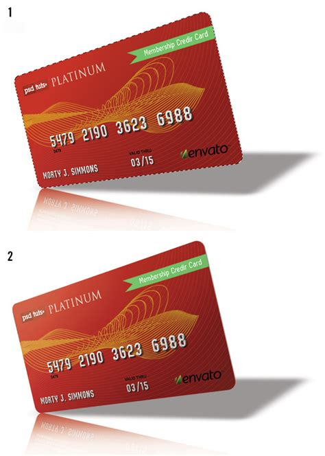 Benefits of a free prepaid credit card. Learn Free Online Photoshop: Create a Credit Card in Photoshop Realest