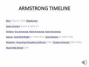 Image Gallery neil armstrong biography timeline