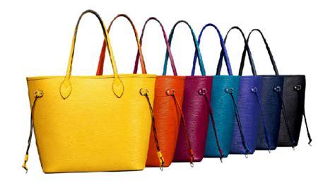 si鑒e social louis vuitton borse louis vuitton presenta la neverfull epi in sette varianti di colore trend and the city