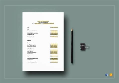 sample cash flow statements sample templates