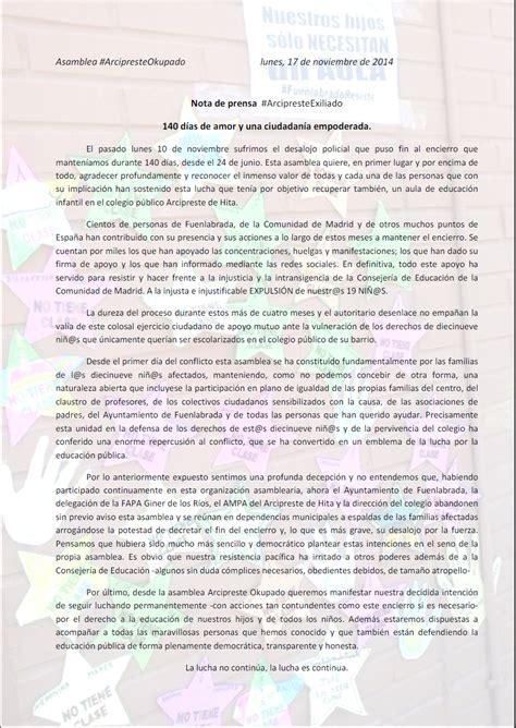 Nota De Prensa Juan Bosch Mareaverde