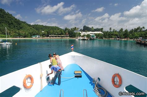 Boat From Phuket To Phi Phi by Getting To Phi Phi Island Ferries Or Speedboats To Phi