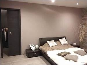 Idee De Deco Pour Chambre : modele de papier peint pour chambre a coucher ~ Melissatoandfro.com Idées de Décoration