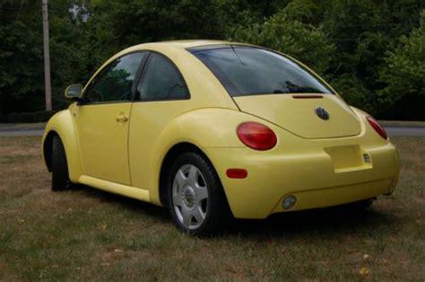 2000 Volkswagen Beetle 1 8 Turbo by Find Used 2000 Volkswagen Beetle Glx 1 8l Turbo No Reseve