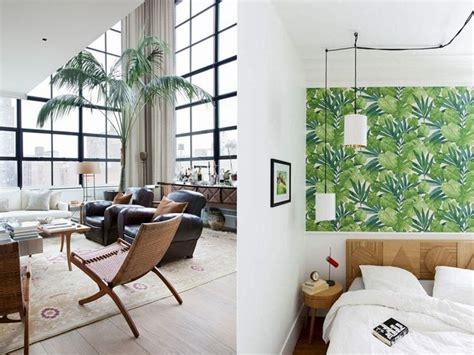 chambre exotique tendance décoration 2014 2015 style néo tropicale exo chic