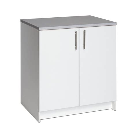 36 inch white storage cabinet shop prepac furniture elite 32 in w x 36 in h x 24 in d