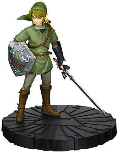 Dark Horse Deluxe Legend Of Zelda Twilight Princess Link