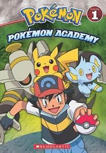 Pokemon Acadamy Diamond And Pearl