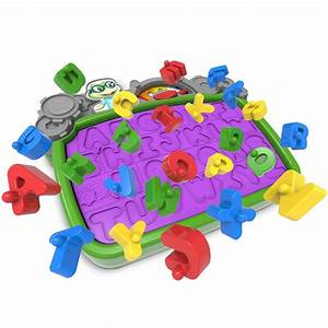 Amazoncom leapfrog letter factory leaping letters toys for Leapfrog leaping letters