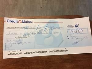 Mettre Un Cheque A La Banque : cheque de 700 euros oeuvre normande des m res ~ Medecine-chirurgie-esthetiques.com Avis de Voitures
