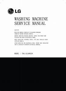Lg Wm3055cw Service Manual