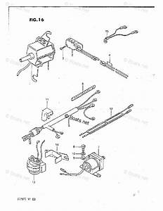 Suzuki Outboard Parts By Model Dt 75 Oem Parts Diagram For