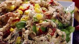 snow crab bloody caesars  cooking channel