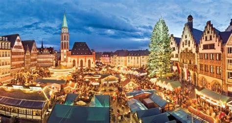 classic christmas markets 2018 europe river cruise uniworld classic christmas markets frankfurt to nurnberg by