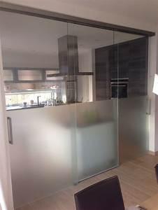 Schiebetür Glas Küche : 25 b sta schiebet r glas id erna p pinterest haussanierung kosten porta k chen och wc brille ~ Sanjose-hotels-ca.com Haus und Dekorationen