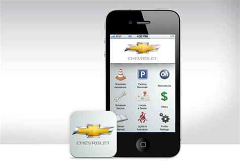 Gm Launches 'mychevrolet India' Mobile App  Autocar India
