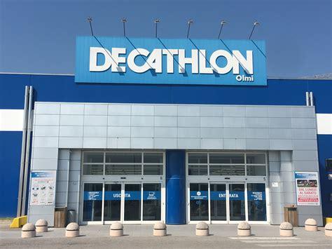 da ceggio decathlon negozio di sport a olmi tv decathlon