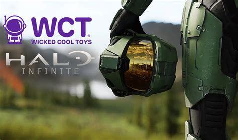 wicked cool toys named master toy licensee halo infinite