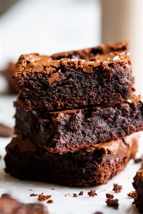 Best Fudgy Cocoa Brownies ⋆ Food Curation