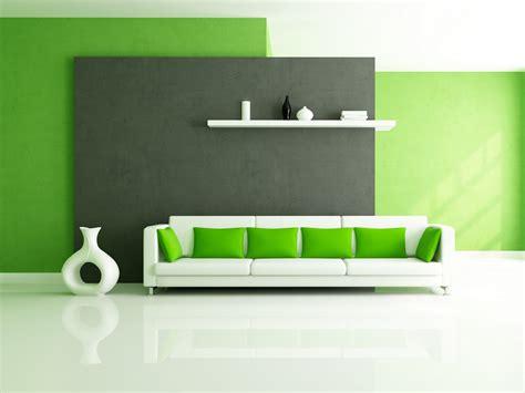 home interior design wallpapers green theme interior design for home hd