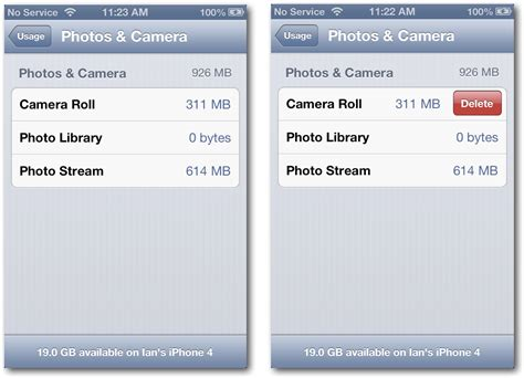 how to delete all pictures from iphone gigaom need more space on your iphone how to quickly How T