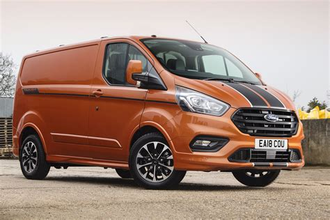 New Ford Transit Custom Review