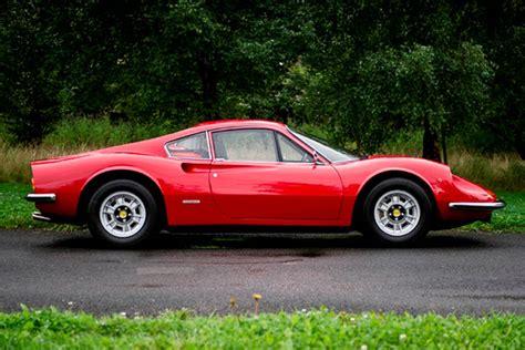 This magnificent ferrari dino is in superb original condition! FERRARI DINO 246 GT - Hilton and Moss