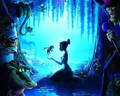 Frog Princess Disney Wallpapers Desktop Computer 2009