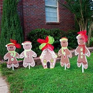 Christmas, Yard, Decorations