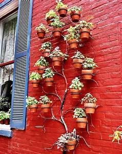 6, Verdant, And, Wonderful, Ideas, For, Vertical, Gardens