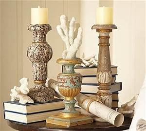76 best candle holders images on pinterest home ideas With best brand of paint for kitchen cabinets with column candle holders