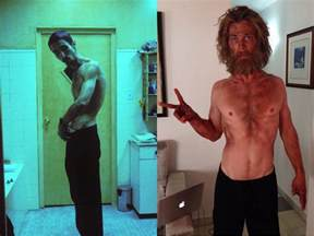 Wow Check Out Chris Hemsworth Shocking Body Transformation