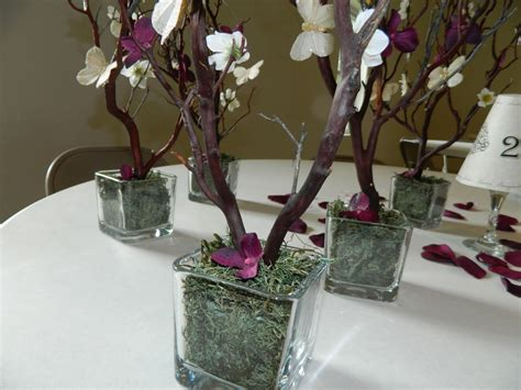enchanted forest theme centerpieces enchanted forest