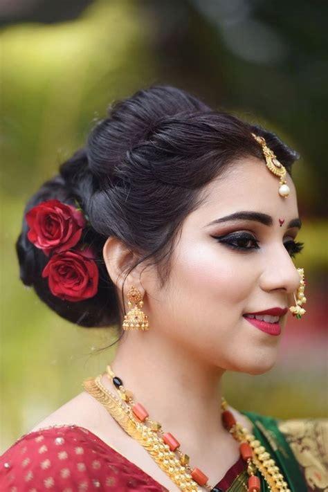 indian marathi bridal hairstyle fade haircut