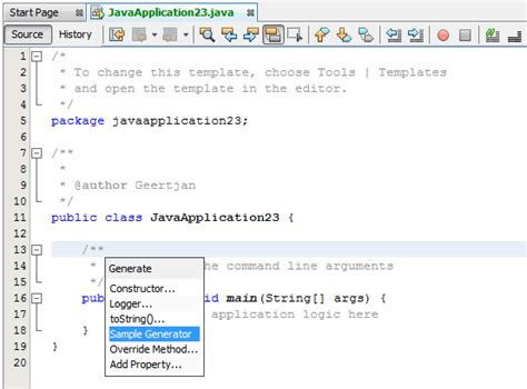 portable changing table netbeans code generator integration tutorial for the