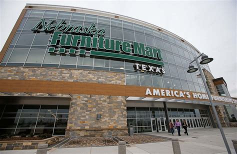 biggest store  texas nebraska furniture mart