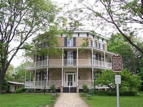 List Of Octagon Houses