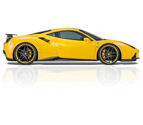 Novitec Rosso Releases Ferrari 488 Gtb