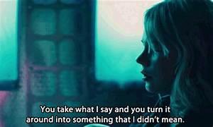 movie quotes - blue valentine   via Tumblr on We Heart It