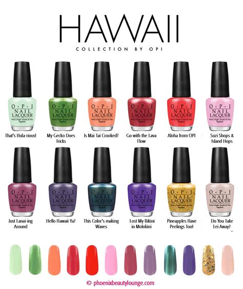 fashion news 2015 opi color palette by clark kensington is launched by ace hardware