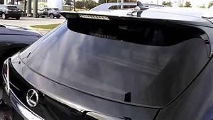 Lexus Rx350 Hidden Wiper Explanation