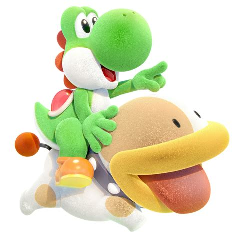 Yoshi's Crafted World Archives