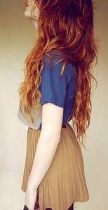 Red ombre hair tumblr stephanie sochowicz can we do for Hair color letters